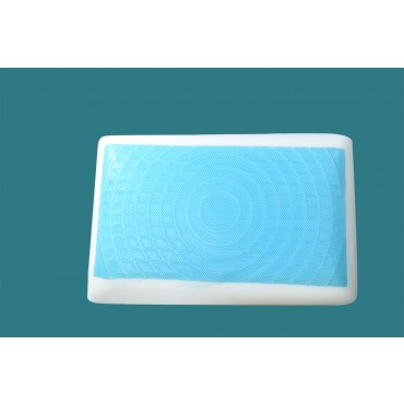 Normal Memory foam pillow with cooling gel layer