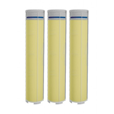 Ionic Power Filter De-chlorinating cocont Gel Refill Cartridges