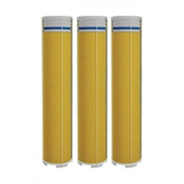 Ionic Power Filter De-chlorinating papaya Gel Refill Cartridges