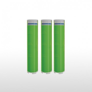Ionic Power Filter De-chlorinating Lemon Gel Refill Cartridges