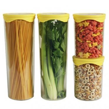 Pasta set+ 3 flat lids  ( 8 pcs )