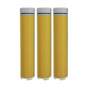Ionic Power Filter De-chlorinating papaya Gel Refill Cartridges