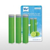 Ionic Power Filter De-chlorinating Lemon Gel Refill Cartridges